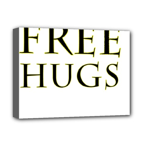 Freehugs Deluxe Canvas 16  X 12