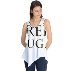 Freehugs Sleeveless Tunic