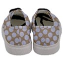 CIRCLES1 WHITE MARBLE & SAND Men s Classic Low Top Sneakers View4