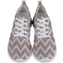 CHEVRON9 WHITE MARBLE & SAND Men s Lightweight Sports Shoes View1