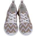 CHEVRON9 WHITE MARBLE & SAND Women s Lightweight Sports Shoes View1