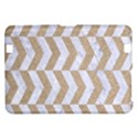 CHEVRON2 WHITE MARBLE & SAND Kindle Fire HD 8.9  View1