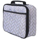 BRICK2 WHITE MARBLE & SAND (R) Full Print Lunch Bag View4
