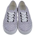 BRICK2 WHITE MARBLE & SAND (R) Kids  Classic Low Top Sneakers View1