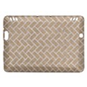 BRICK2 WHITE MARBLE & SAND Kindle Fire HDX Hardshell Case View1