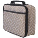 BRICK2 WHITE MARBLE & SAND Full Print Lunch Bag View4