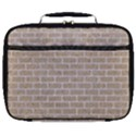 BRICK1 WHITE MARBLE & SAND Full Print Lunch Bag View1