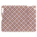 WOVEN2 WHITE MARBLE & RUSTED METAL (R) Apple iPad 3/4 Hardshell Case View1