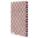 WOVEN2 WHITE MARBLE & RUSTED METAL (R) Apple iPad 3/4 Hardshell Case View3