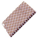 WOVEN2 WHITE MARBLE & RUSTED METAL (R) Apple iPad 3/4 Hardshell Case View4