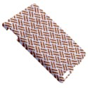 WOVEN2 WHITE MARBLE & RUSTED METAL (R) Apple iPad 3/4 Hardshell Case View5