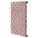 WOVEN2 WHITE MARBLE & RUSTED METAL (R) Apple iPad 3/4 Hardshell Case (Compatible with Smart Cover) View3
