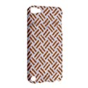 WOVEN2 WHITE MARBLE & RUSTED METAL (R) Apple iPod Touch 5 Hardshell Case View2