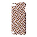 WOVEN2 WHITE MARBLE & RUSTED METAL (R) Apple iPod Touch 5 Hardshell Case View3