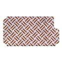 WOVEN2 WHITE MARBLE & RUSTED METAL (R) Apple iPhone 5 Hardshell Case (PC+Silicone) View1