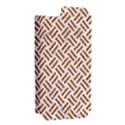 WOVEN2 WHITE MARBLE & RUSTED METAL (R) Apple iPhone 5 Hardshell Case (PC+Silicone) View2