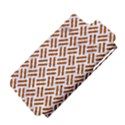 WOVEN2 WHITE MARBLE & RUSTED METAL (R) Apple iPhone 5 Hardshell Case (PC+Silicone) View4