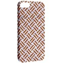 WOVEN2 WHITE MARBLE & RUSTED METAL (R) Apple iPhone 5 Classic Hardshell Case View2
