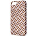 WOVEN2 WHITE MARBLE & RUSTED METAL (R) Apple iPhone 5 Classic Hardshell Case View3