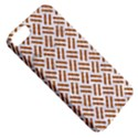 WOVEN2 WHITE MARBLE & RUSTED METAL (R) Apple iPhone 5 Classic Hardshell Case View5