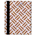 WOVEN2 WHITE MARBLE & RUSTED METAL (R) Apple iPad 2 Flip Case View3