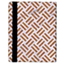 WOVEN2 WHITE MARBLE & RUSTED METAL (R) Apple iPad Mini Flip Case View3