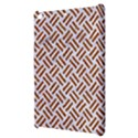 WOVEN2 WHITE MARBLE & RUSTED METAL (R) Apple iPad Mini Hardshell Case View3