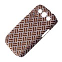 WOVEN2 WHITE MARBLE & RUSTED METAL (R) Samsung Galaxy S III Classic Hardshell Case (PC+Silicone) View4