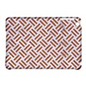 WOVEN2 WHITE MARBLE & RUSTED METAL (R) Apple iPad Mini Hardshell Case (Compatible with Smart Cover) View1