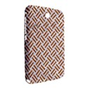 WOVEN2 WHITE MARBLE & RUSTED METAL (R) Samsung Galaxy Note 8.0 N5100 Hardshell Case  View2