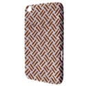 WOVEN2 WHITE MARBLE & RUSTED METAL (R) Samsung Galaxy Tab 3 (8 ) T3100 Hardshell Case  View3