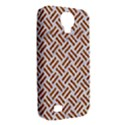 WOVEN2 WHITE MARBLE & RUSTED METAL (R) Samsung Galaxy S4 Classic Hardshell Case (PC+Silicone) View2