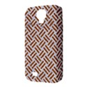 WOVEN2 WHITE MARBLE & RUSTED METAL (R) Samsung Galaxy S4 Classic Hardshell Case (PC+Silicone) View3