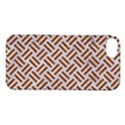 WOVEN2 WHITE MARBLE & RUSTED METAL (R) Apple iPhone 5S/ SE Hardshell Case View1