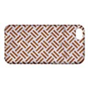 WOVEN2 WHITE MARBLE & RUSTED METAL (R) Apple iPhone 5C Hardshell Case View1