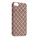 WOVEN2 WHITE MARBLE & RUSTED METAL (R) Apple iPhone 5C Hardshell Case View2