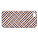 WOVEN2 WHITE MARBLE & RUSTED METAL (R) iPhone 5S/ SE Premium Hardshell Case View1