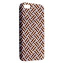 WOVEN2 WHITE MARBLE & RUSTED METAL (R) iPhone 5S/ SE Premium Hardshell Case View2