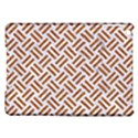 WOVEN2 WHITE MARBLE & RUSTED METAL (R) iPad Air Hardshell Cases View1