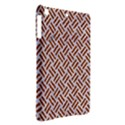 WOVEN2 WHITE MARBLE & RUSTED METAL (R) iPad Air Hardshell Cases View2