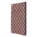 WOVEN2 WHITE MARBLE & RUSTED METAL (R) iPad Air Hardshell Cases View3