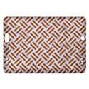 WOVEN2 WHITE MARBLE & RUSTED METAL (R) Amazon Kindle Fire HD (2013) Hardshell Case View1