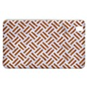 WOVEN2 WHITE MARBLE & RUSTED METAL (R) Samsung Galaxy Tab Pro 8.4 Hardshell Case View1