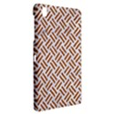 WOVEN2 WHITE MARBLE & RUSTED METAL (R) Samsung Galaxy Tab Pro 8.4 Hardshell Case View2