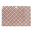 WOVEN2 WHITE MARBLE & RUSTED METAL (R) Samsung Galaxy Tab Pro 12.2 Hardshell Case View1