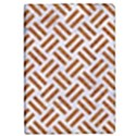 WOVEN2 WHITE MARBLE & RUSTED METAL (R) iPad Mini 2 Flip Cases View1