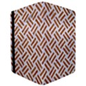 WOVEN2 WHITE MARBLE & RUSTED METAL (R) iPad Mini 2 Flip Cases View3