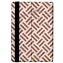 WOVEN2 WHITE MARBLE & RUSTED METAL (R) iPad Mini 2 Flip Cases View4