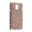 WOVEN2 WHITE MARBLE & RUSTED METAL (R) Samsung Galaxy Note 4 Hardshell Case View3
