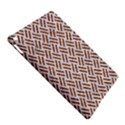 WOVEN2 WHITE MARBLE & RUSTED METAL (R) iPad Air 2 Hardshell Cases View5